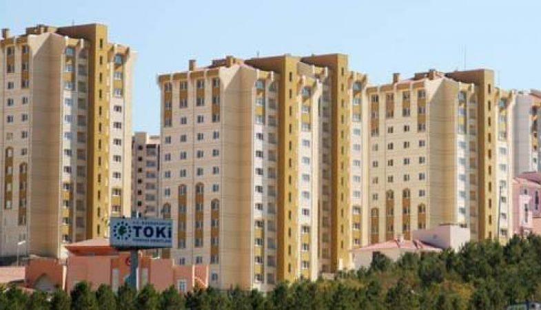 TOKİ'den Bursa Nilüfer'de Bin 161 Konutluk Yeni Proje