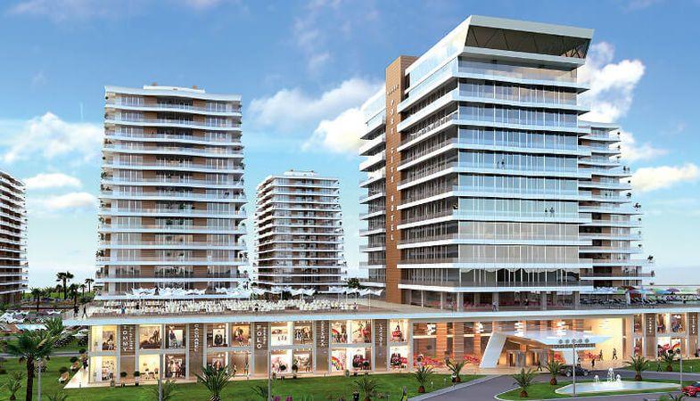 AHM Port City'de Rezidans ve Otel Bir Arada
