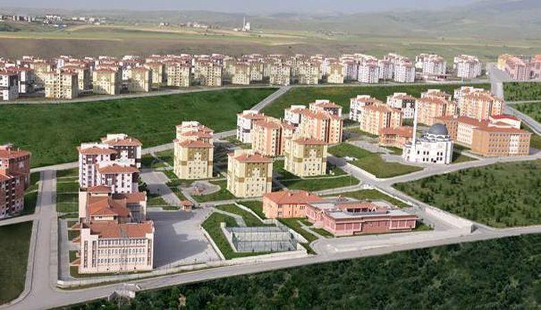 Ağrı Fırat Mahallesi TOKİ Evleri Başvuruları Bugün Başlıyor