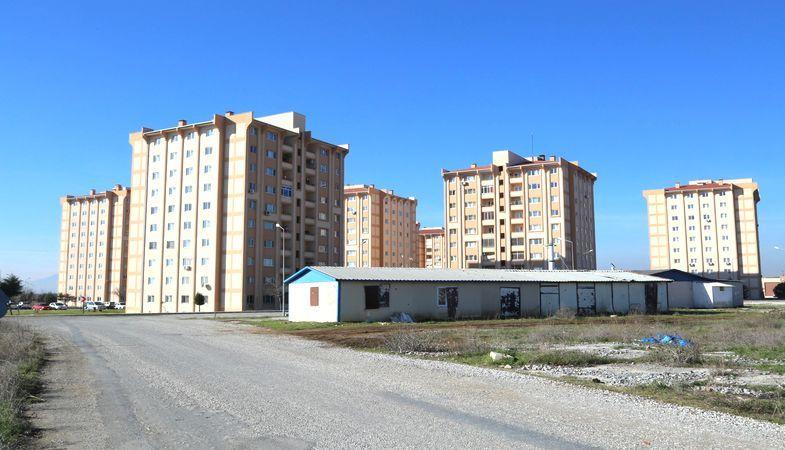 İzmir Yazıbaşı Toki Evleri Açık Artırmayla Satışa Çıkıyor