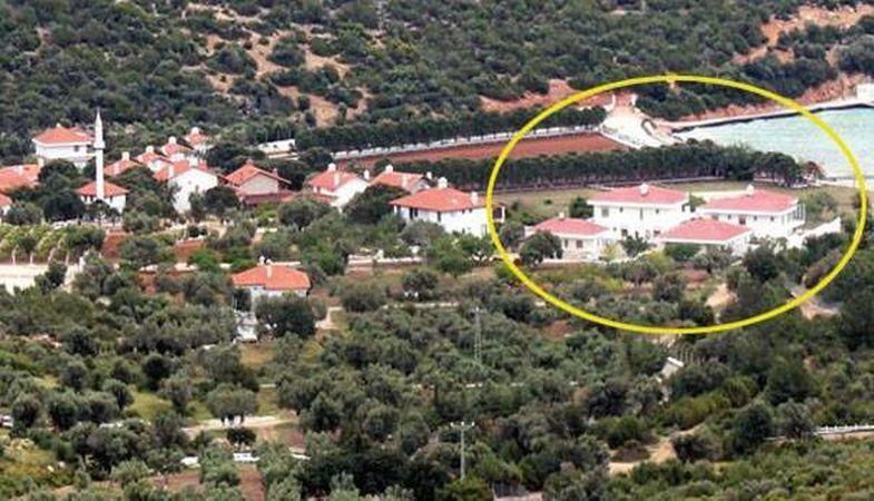 Urla Villaları İçin Mahkemeden İptal Kararı