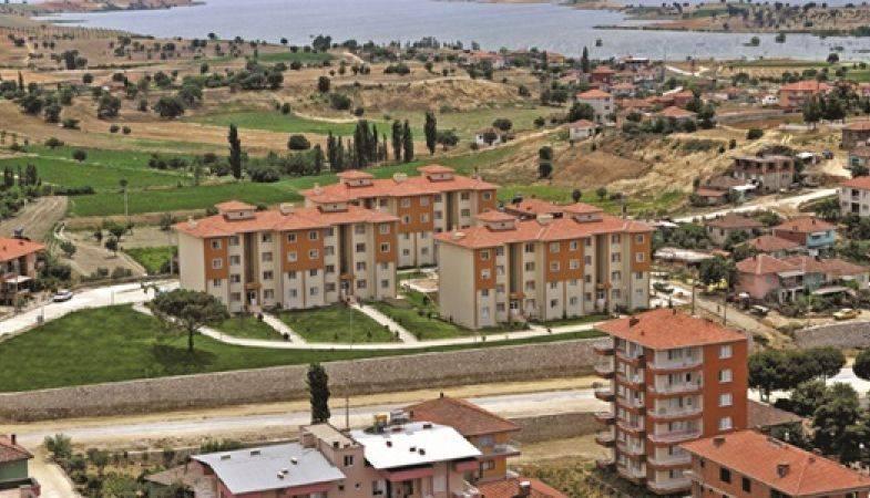 Manisa Demirci Toki Evleri İhalesi Bugün