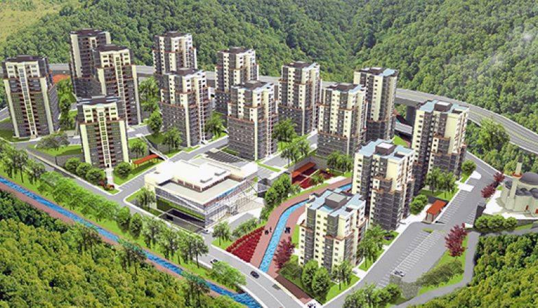 TOKİ TİMYA Vadisi Projesi 2016 Yılında Tamamlanacak!