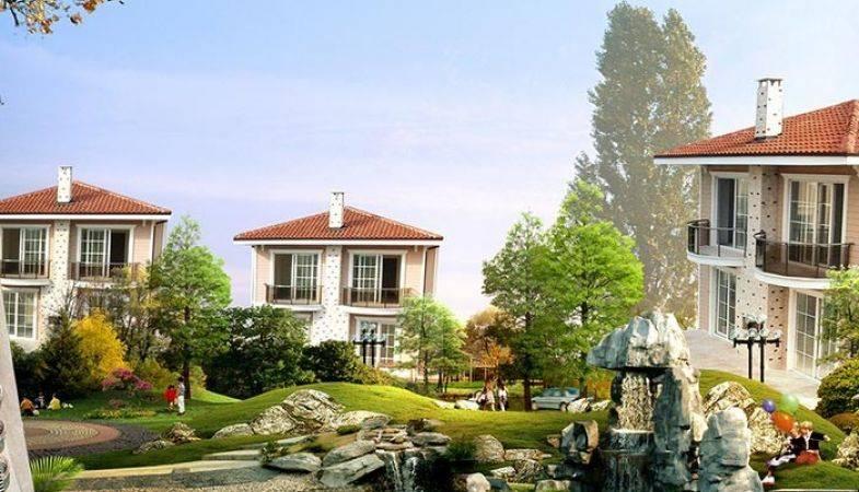 Comfort Sapanca'da 750 Bin Liraya 4+1 Villa!