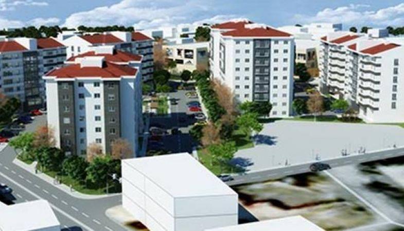 Kırşehir Kaman Kentsel Dönüşüm Projesinde Teslimler Başladı