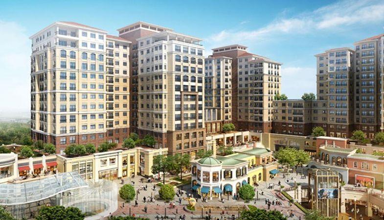 Emaar Square 2,3 Milyar Dolarlık Yatırımla Yükseliyor