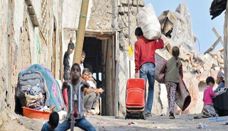 Kentsel Dönüşüm Suriyelileri Sokakta Bıraktı