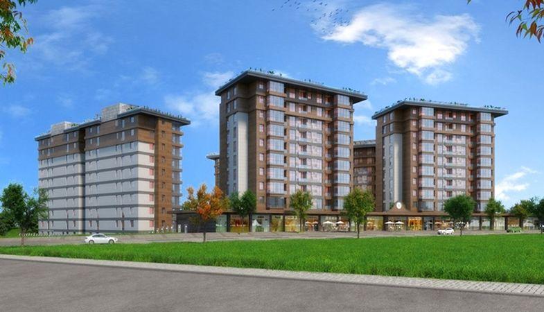 Kayı Şehri Projesinde 410 Bin TL'den Başlayan Fiyatlarla