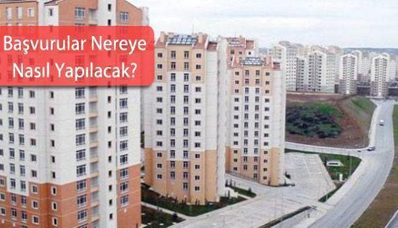 Adana Sarıçam Buruk Toki Emekli Evleri Başvuruları 14 Mart'ta Başlıyor