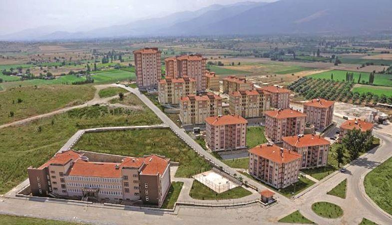 TOKİ'den İzmir'e 529 Konutluk Yeni Proje