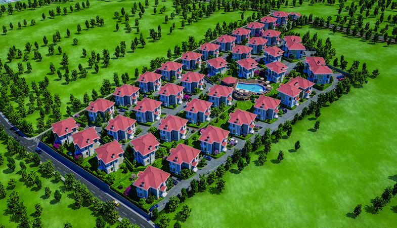 Bahçecik Kavanzade Konakları'nda 700 Bin TL'ye