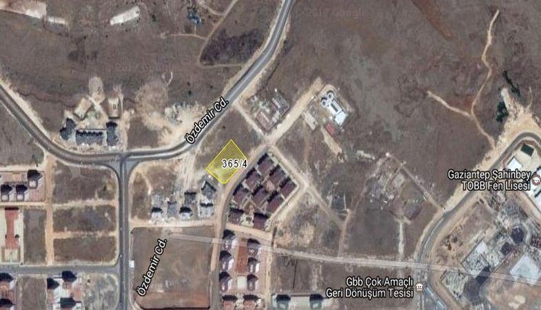Şahinbey Belediye Başkanlığı'ndan Satılık Arsalar