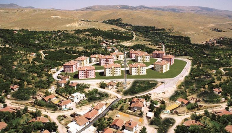 Toki'den Malatya Darende'ye 253 Konutluk Yeni Proje