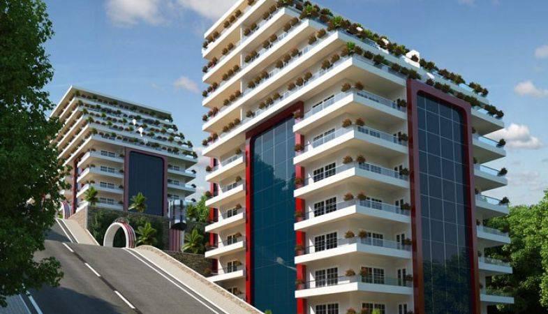 Samsun'un İlk Teras Bahçeli Rezidans Projesi : Demo Towers