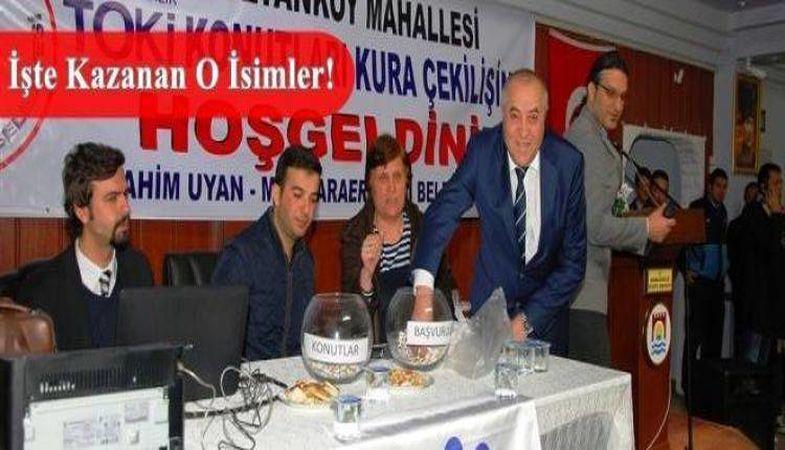 İzmir Bayındır Toki Evleri Kura Sonuçları Tam Listesi
