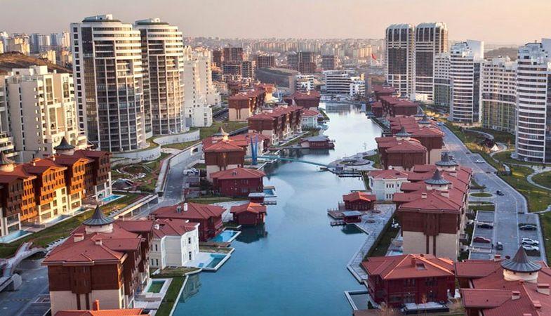 Bosphorus City'de 1000 Liraya Hemen Teslim Daireler