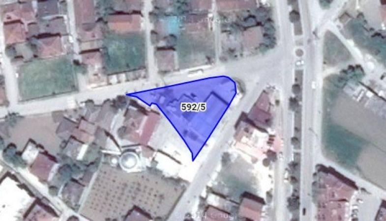 Erbaa Belediyesi Akaryakıt İstasyonu Arazisini Satışa Çıkarıyor