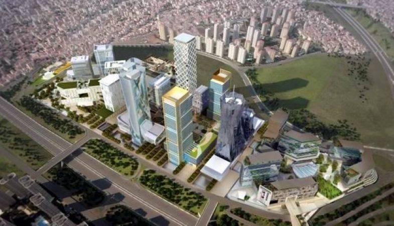 İstanbul Uluslararası Finans Merkezi İhaleye Çıkıyor