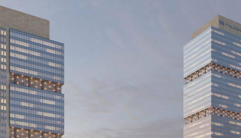 Halk GYO'nun Finans Merkezi Projesi YDA'ya Emanet