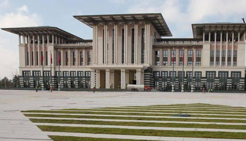 TOKİ Cumhurbaşkanlığı Sarayı Maliyetini Açıklamadı
