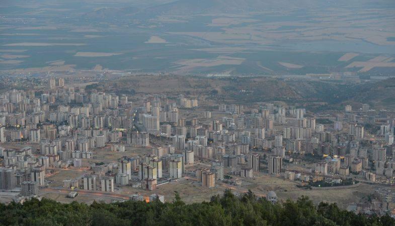 Kahramanmaraş'a 10 Bin Konutluk Yeni Şehir Kurulacak!