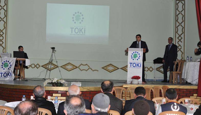 Yozgat Aydıncık TOKİ Kura Sonuçları Listesi!