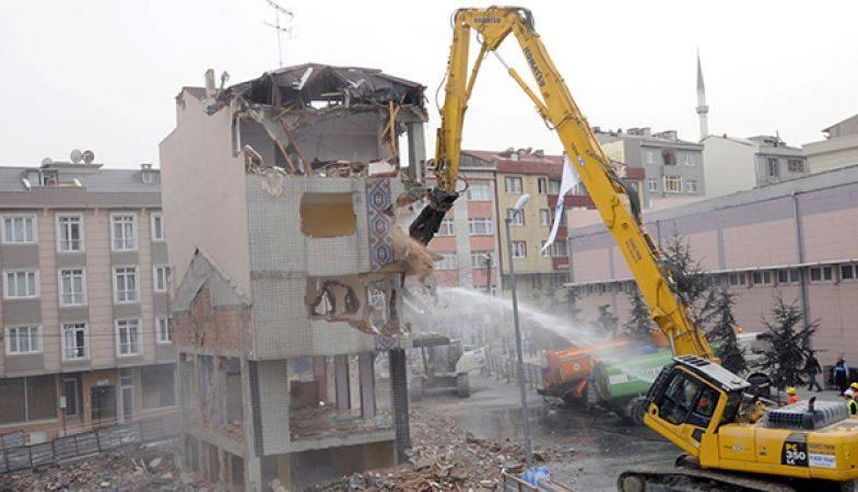 Kentsel Dönüşüm Projesine Kadıköy Belediyesi'nden Ret!