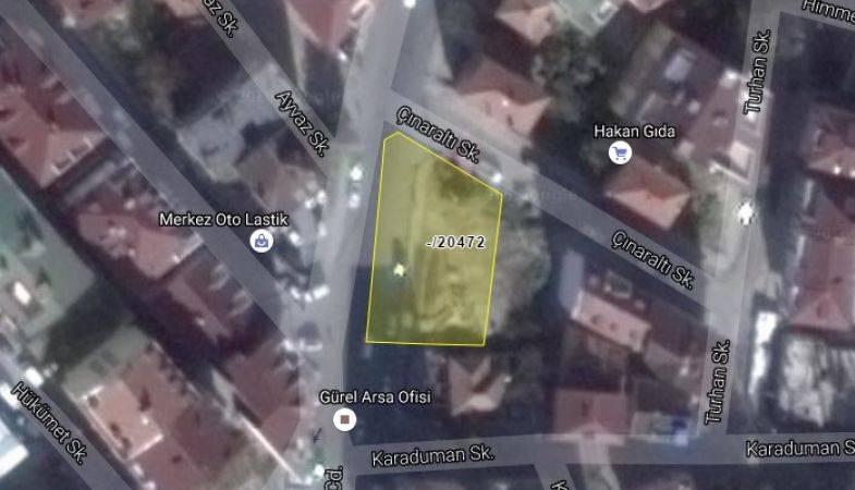 Arnavutköy Belediyesi'nden 9.7 Milyon TL'ye Satılık 3 Arsa