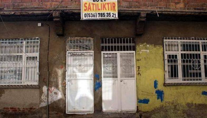 Tarihi Sur'da Kiralık ve Satılık Evler Artıyor