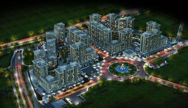 Temaşehir Konya Projesinde 2. Etap 324 Bin TL'den Satışta