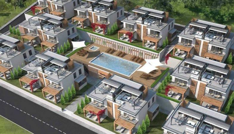 Dardenia Park Projesinde 590 Bin Liraya Villalar