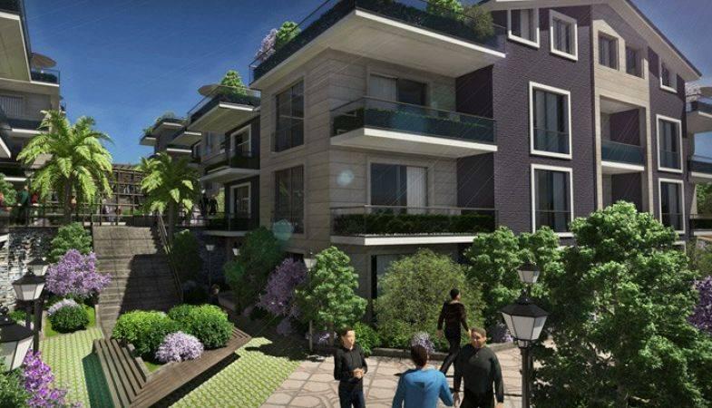 Flower City Yalova'da Dubleks Daireler 103 Bin Dolardan