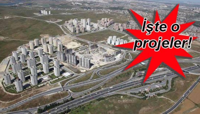 Ispartakule'deki tedbirden hangi projeler etkileniyor?