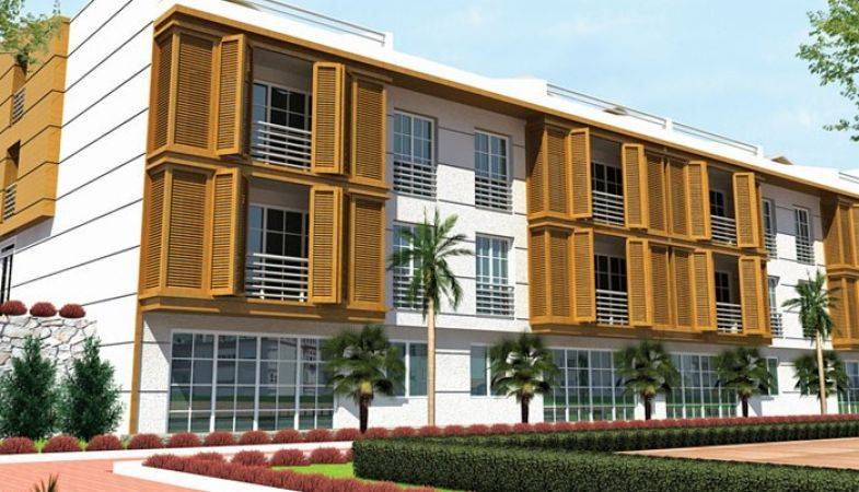 Adora Villaları'nda Fiyatlar 321 Bin Liradan Başlıyor