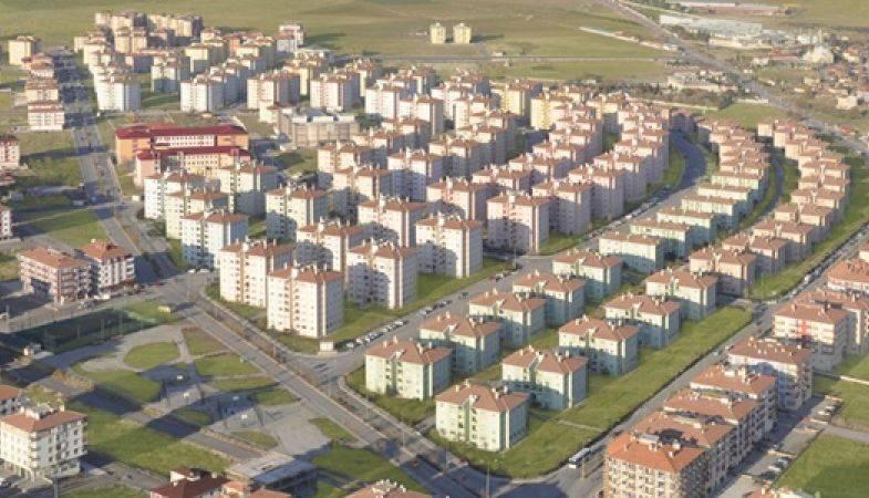 Toki'den Ankara Çamlıdere'ye Yeni Proje