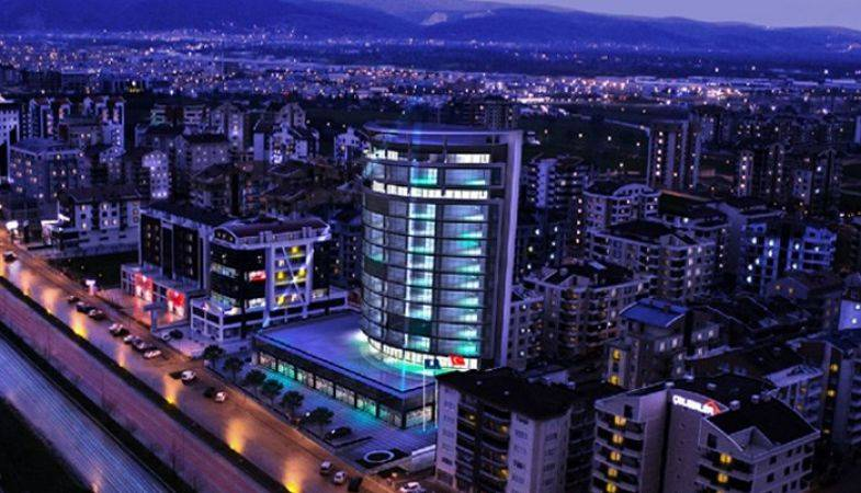 Guzell Tower'da Hemen Teslim Ofisler 339 Bin Lira
