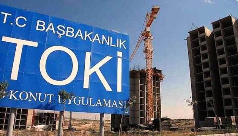 TOKİ'den Kayseri İncesu'ya 434 Konutluk Yeni Proje