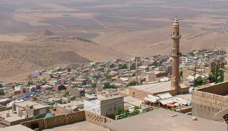 TOKİ'den Mardin'e 375 Konutluk Kentsel Dönüşüm Projesi