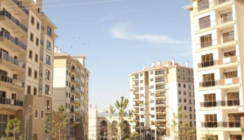 Kırşehir Kaman Toki'de İşyerleri İçin Sözleşmeler Başladı