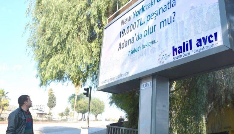 New York'taki Daire 19 Bin TL Peşinatla Adana'da