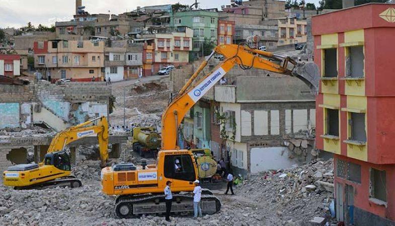 Samsun'da Kentsel Dönüşüm Çalışmaları Hızlandı