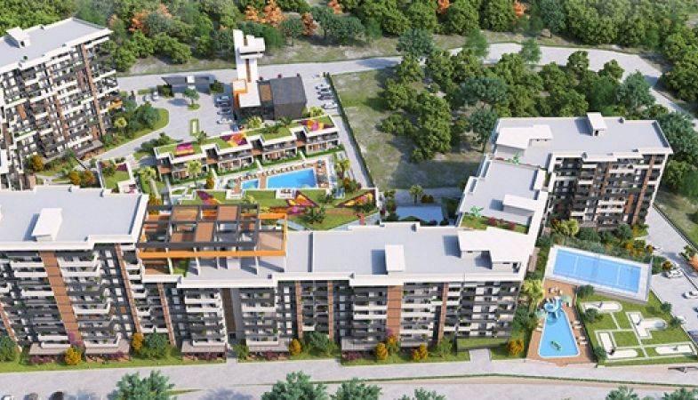 İzmir Kuzeyşehir Projesi Ön Satışta
