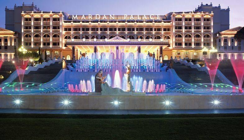 Mardan Palace Oteli Yeniden İcradan Satılık!