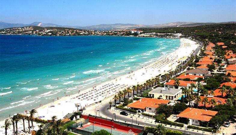 TOKİ İzmir'in Çeşme Bölgesine Giriyor