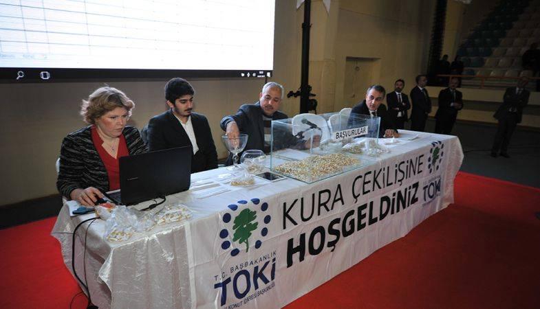 Yozgat Saraykent TOKİ Evleri Kura Çekilişi 15 Mart'ta!