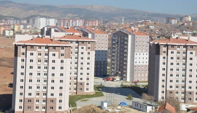 Kırıkkale Bozkurt Toki Evleri İhalesi Yarın