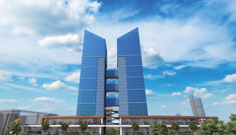 Koç Kuleleri Projesinde Ofisler 1 milyon 150 Bin Liradan Başlıyor