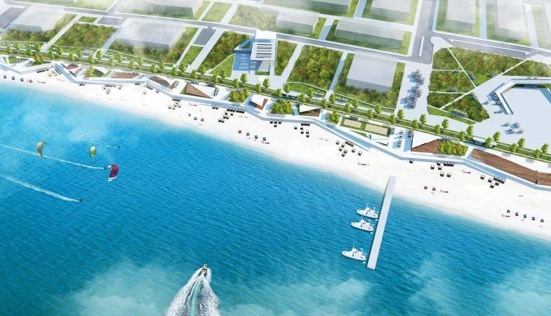 Konyaaltı Sahil Projesi İhalesi 19 Ocak'ta