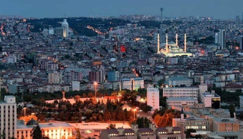 Ankara'da Kentsel Dönüşüm Kapsamında 35 Bina Yıkılıyor