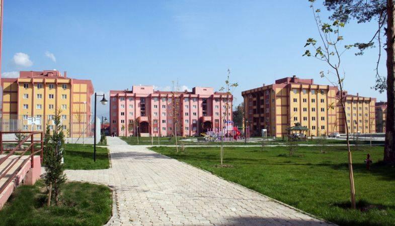 Toki'den Tokat Erbaa'ya 224 Konutluk Proje